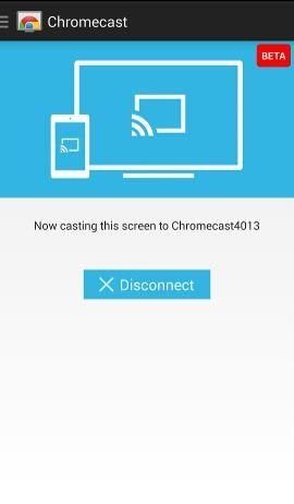 Screen mirroring with Chromecast - All About Chromecast