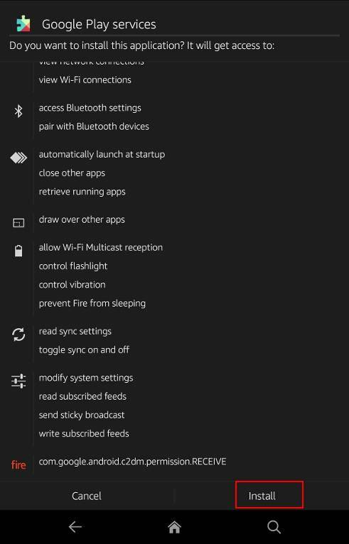 use_Chromecast_on_Amazon_Fire_tablets_4_google_play_services_permissions