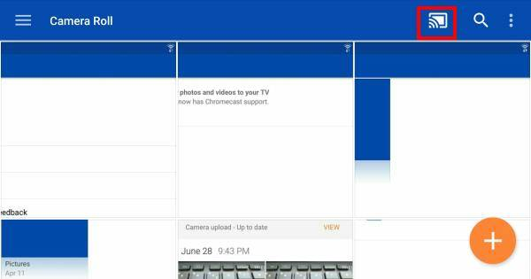 stream_photos_and_videos_on_OneDrive_to_Chromecast_7_connected_to_chromecast