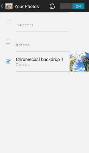 How_to_use_Chromecast_backdrop_to_customize_TV_screen_google_plus_album_select